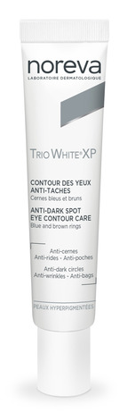 Noreva Trio White XP Засіб для контуру очей 10 мл 1 туба