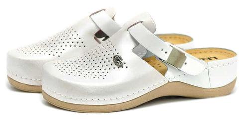 Leon 900 Медичне взуття жіноче перламутровий кольору 40 розмір 1 пара
