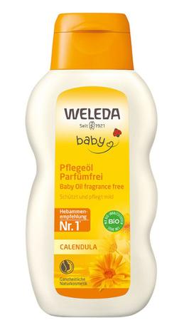 Weleda Календула Олійка для немовлят 200 мл 1 флакон