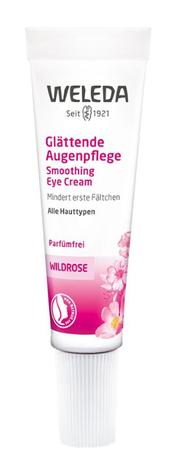 Weleda Трояндовий крем для інтенсивного догляду за шкірою навколо очей 10 мл 1 туба