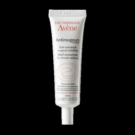 Avene Antirougeurs Fort Крем інтенсивний при хронічних почервоніннях для чутливої шкіри, схильної до куперозу 30 мл 1 туба