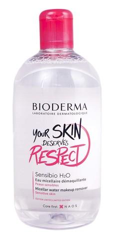 Bioderma Sensibio H2O Лосьйон міцелярний для чутливої шкіри 500 мл 1 флакон