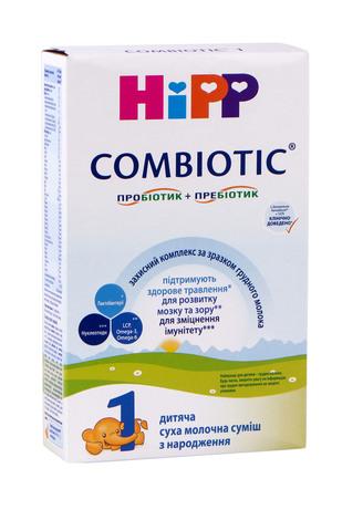 HiPP Combiotic 1 Дитяча суха молочна суміш з народження 300 г 1 шт