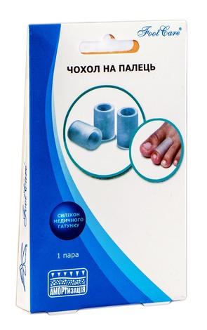 Foot Care SA-9016А Чохол на палець розмір L 1 пара