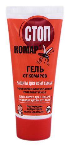 Біокон Стоп комар Гель від комарів 60 мл 1 туба
