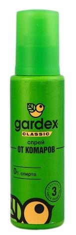 Gardex  Classic Спрей від комарів 100 мл 1 флакон
