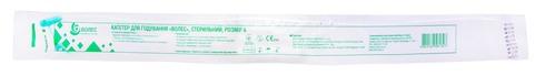 Волес Катетер для годування немовлят CH6 зелений 1 шт