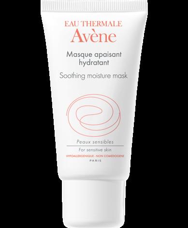 Avene Маска заспокійлива, що надає шкірі сяяння для чутливої шкіри 50 мл 1 туба
