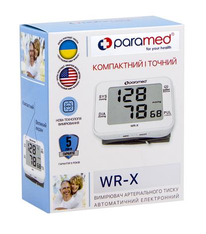Paramed WR-X Тонометр автоматичний 1 шт