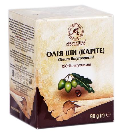 Ароматика Олія ши (каріте) 90 г 1 банка