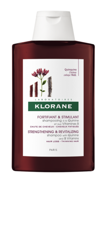 Klorane Шампунь зміцнює та стимулює ріст волосся з екстрактом хініну 200 мл 1 флакон