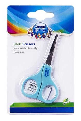 Canpol Babies Ножиці для немовлят (2/810) 1 шт