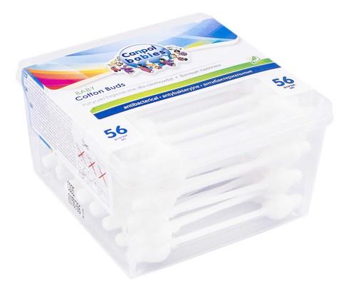 Canpol Babies Палички гігієнічні з обмежувачем (3/111) 56 шт