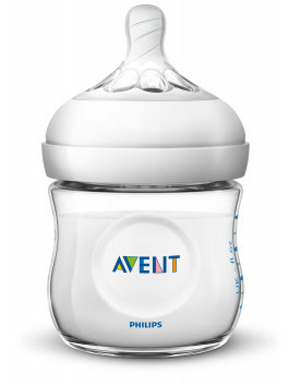 Philips Avent Natural Пляшечка для годування від 0 місяців SCF690/17 125 мл 1 шт
