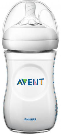 Philips Avent Natural Пляшечка для годування від 1 місяця SCF693/17 260 мл 1 шт