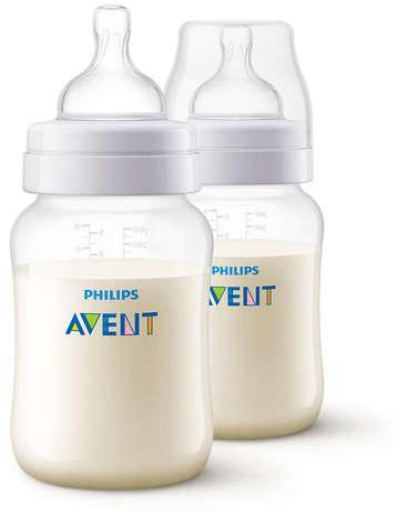 Avent Philips Anti-colic Пляшечка для годування з 1 місяця SCF813/27 260 мл 2 шт