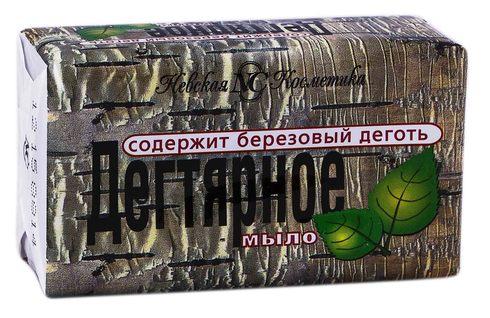Невська Косметика Дігтярне мило 140 г 1 шт