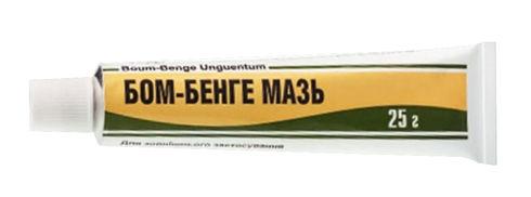 Бом-бенге мазь 25 г 1 туба
