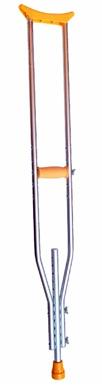 Dr.Frei GM935L Милиця з пахвовою опорою регульована 1 шт