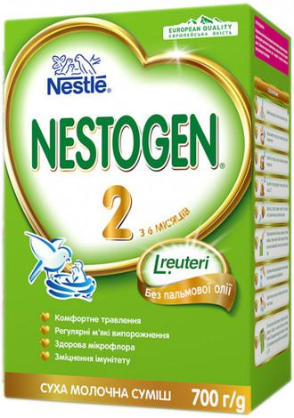 Nestogen 2 Суха молочна суміш з 6 місяців 700 г 1 коробка
