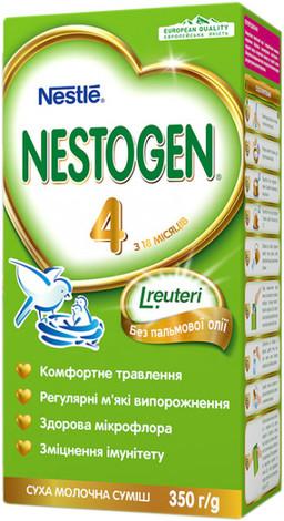 Nestogen 4 Суха молочна суміш з 18 місяців 350 г 1 коробка