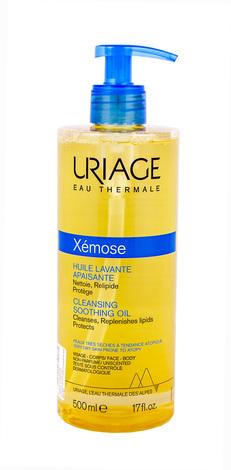 Uriage Xemose Олія заспокійлива очищаюча 500 мл 1 флакон