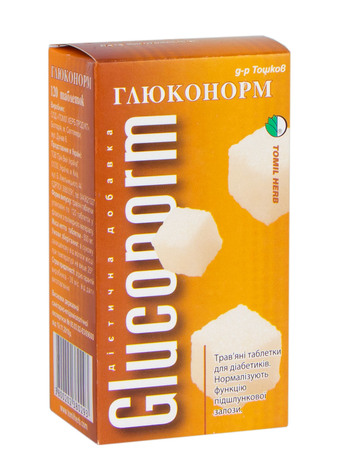Глюконорм таблетки 120 шт