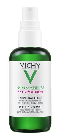 Vichy Normaderm Phytosolution Спрей матуючий для зменшення жирного блиску комбінованої та жирної шкіри 100 мл 1 флакон