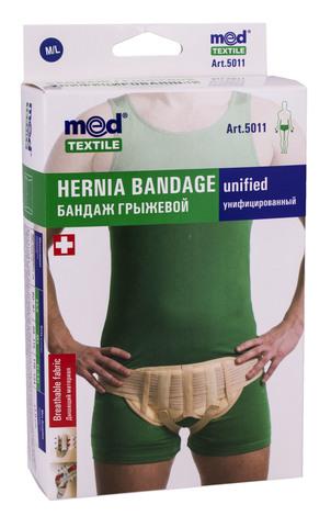 MedTextile 5011 Бандаж грижовий уніфікований розмір M/L 1 шт