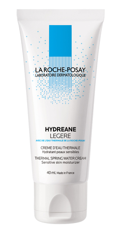 La Roche-Posay Hydreane Legere Крем зволожувальний для нормальної та комбінованої шкіри 40 мл 1 туба
