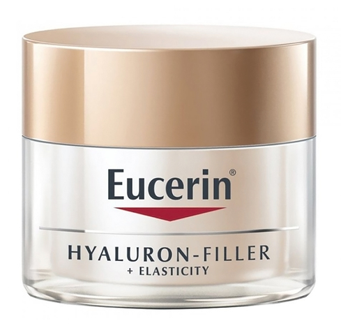 Eucerin Hyaluron-Filler + Elasticity Крем денний проти зморшок SPF 30 50 мл 1 банка