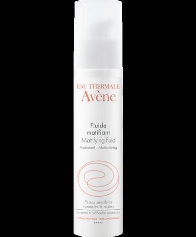 Avene Флюїд матуючий освіжаючий для нормальної та комбінованої чутливоїі шкіри 50 мл 1 флакон