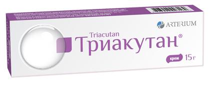 Триакутан крем 15 г 1 туба