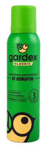 Gardex  Аерозоль-репелент від комарів аерозоль 125 мл 1 флакон