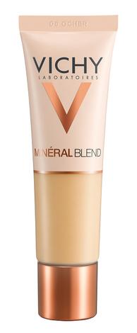 Vichy Mineralblend Засіб тональний зволожуючий для надання шкірі природнього сяючого вигляду, відтінок 06 30 мл 1 туба