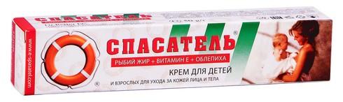 Спасатель крем для дітей 50 г 1 туба