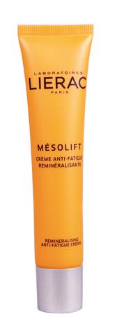 Lierac Mesolift Крем ремінералізуючий для обличчя проти втоми шкіри 40 мл 1 туба
