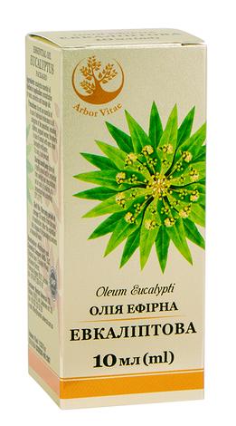 Arbor Vitae Олія ефірна Евкаліптова 10 мл 1 флакон