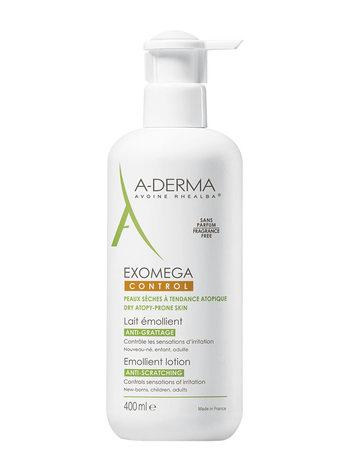 A-Derma Control Молочко-емолент пом'якшувальне для сухої шкіри, схильної до атопії 400 мл 1 флакон