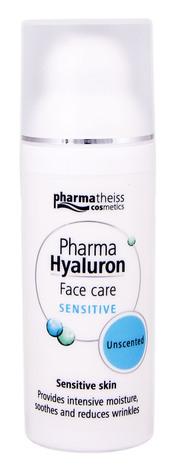 Pharma Hyaluron Крем для чутливої шкіри 50 мл 1 флакон