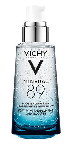 Vichy Mineral 89 Гель-бустер щоденний, що посилює пружність та зволоження шкіри обличчя 50 мл 1 флакон