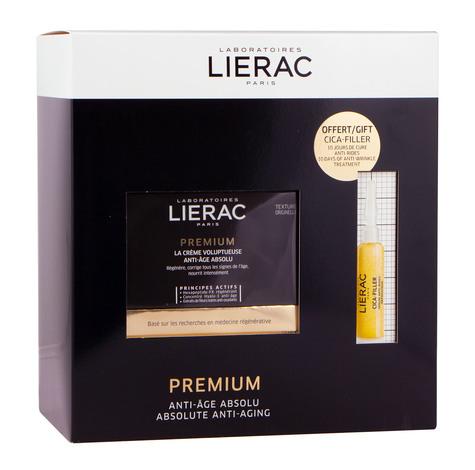 Lierac Premium Крем проти зморшок 50 мл + Відновлююча сироватка проти зморшок 10 мл 1 набір