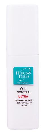 Hirudo Derm Oil Problem Oil-Control Ultra Крем зволожувальний матуючий 50 мл 1 флакон