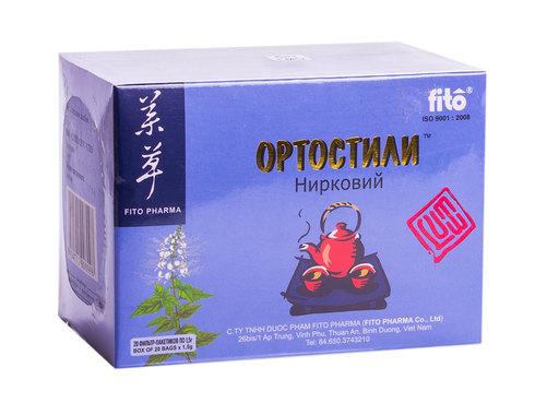 Fito Pharma Ортостілі фіточай 1,5 г 20 пакетів