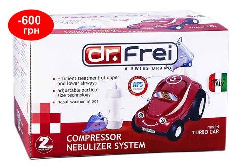 Dr.Frei Turbo Car Небулайзер компресорний 1 шт