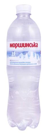 Моршинська Вода мінерально-столова негазована 0,75 л 1 пляшка