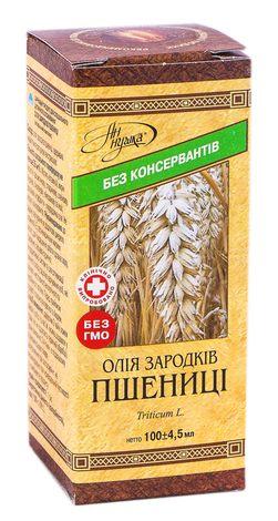 Аннушка Олія зародків пшениці олія 100 мл 1 флакон