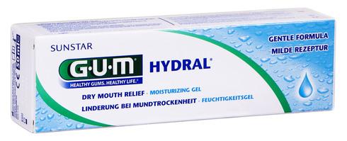 Gum Hydral Гель зволожуючий 50 мл 1 туба