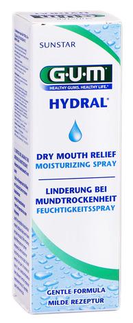 Gum Hydral Спрей зволожуючий для порожнини рота 50 мл 1 флакон