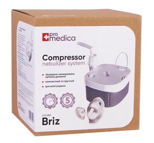 ProMedica Briz Інгалятор компресорний 1 шт
